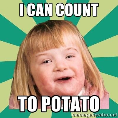 2+chromosomes+less+than+a+potato+down+syndrome+ds+or+_82f61f231928bb4efd33c9b08f5993d1 2 chromosomes less than a potato? down syndrome (ds) or 96724578