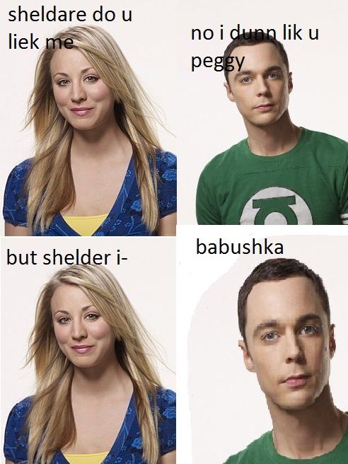 Big Bang Theory Bazinga Meme