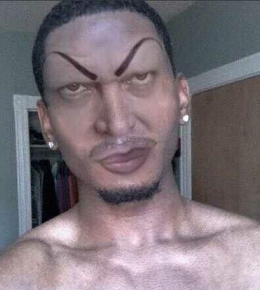 Blackest Man Ever