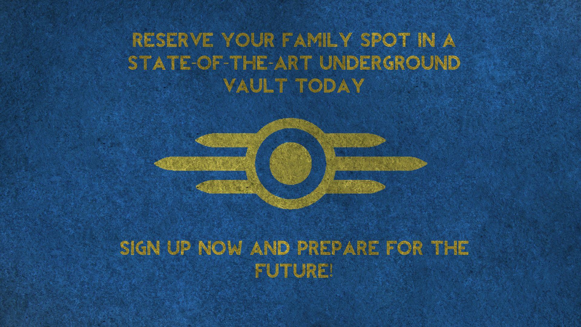 Vault-Tec Fallout Universe